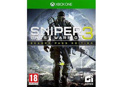 Sniper: Ghost Warrior 3 Season Pass Edition - Xbox One Game