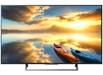 """Τηλεόραση Sony 75"""" Smart LED Ultra HD KD75XE8596BAEP"""