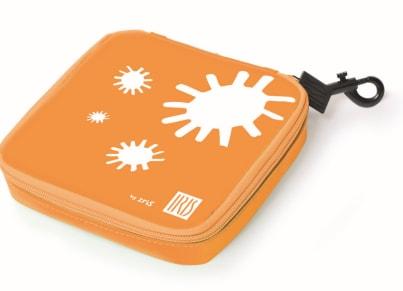 Lunchbox Iris Barcelona Πορτοκαλί gadgets   funky stuff   lunchboxes   αξεσουάρ