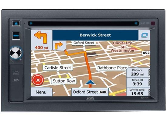 Car Audio Mac Audio MAC 620 2DIN - Radio/USB/CD/DVD/GPS