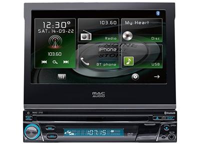 Car Audio Mac Audio MAC 310 - Radio/USB/CD/DVD