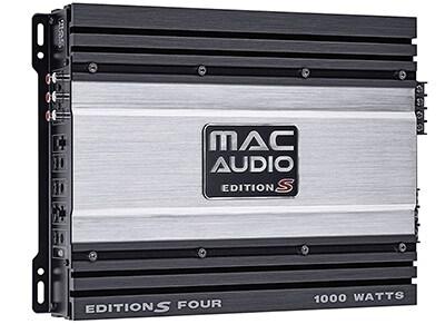 Ενισχυτής Mac Audio Edition S Four - 1000W