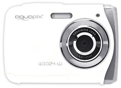 Αδιάβροχη Camera Aquapix W1024-W - Λευκό