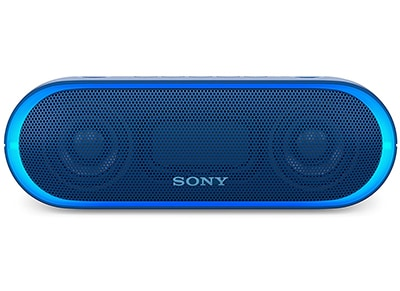 Φορητό ηχείο Sony SRS-XB20 Portable/Wireless/Bluetooth - Μπλε