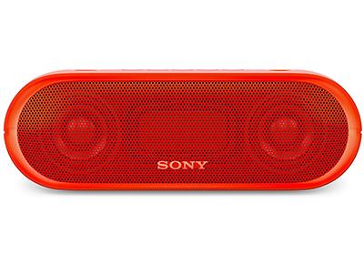 Φορητό ηχείο Sony SRS-XB20 Portable/Wireless/Bluetooth - Κόκκινο