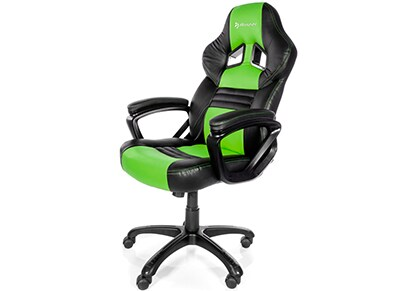 Gaming Chair Arozzi Monza Πράσινο/Μαύρο