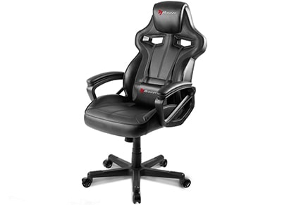 Gaming Chair Arozzi Milano Μαύρο