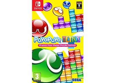 Puyo Puyo Tetris - Nintendo Switch Game gaming   παιχνίδια ανά κονσόλα   nintendo switch