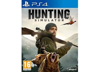Hunting Simulator - PS4 Game gaming   παιχνίδια ανά κονσόλα   ps4