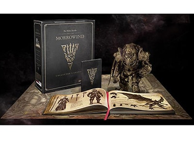 The Elder Scrolls Online: Morrowind Collector's Edition - PC Game