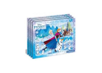 Παζλ Frozen - Super Color Disney Clementoni - 15 Κομμάτια