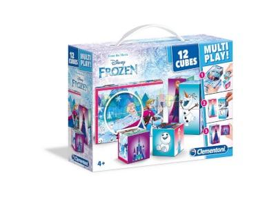 Παζλ Disney Frozen - Multiplay 3D - 12 Κύβοι