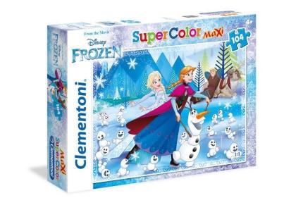Puzzle Clementoni Super Frozen: Adventure and Magic 104 Maxi κομμάτια