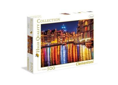 Puzzle Clementoni High Quality Collection: Άμστερνταμ 35037 - 500 Κομμάτια