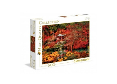 Puzzle Clementoni High Quality Collection: Όνειρο Orient 35035 - 500 Κομμάτια