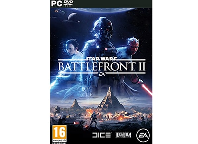 Star Wars Battlefront II - PC Game gaming   παιχνίδια ανά κονσόλα   pc