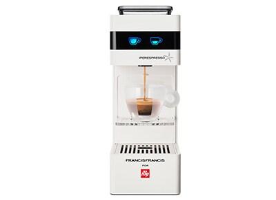Καφετιέρα Espresso ILLY Francis Y3 - 1000W - Λευκό είδη σπιτιού   smartliving   coffee corner   καφετιέρες