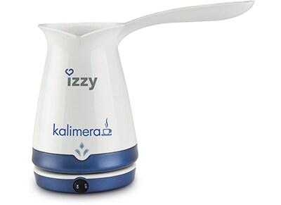 Ηλεκτρικό Μπρίκι  Izzy 2039 Καλημέρα - 800W - Λευκό/Γαλάζιο