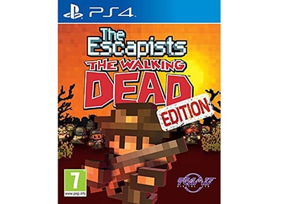The Escapists The Walking Dead Edition - PS4 Game gaming   παιχνίδια ανά κονσόλα   ps4