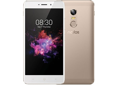 TP Link Neffos X1 16GB Χρυσό Dual Sim Smartphone