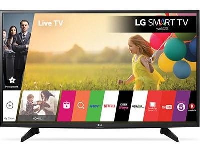 """Τηλεόραση 49"""" LG 49LH590V Smart LED Full HD"""