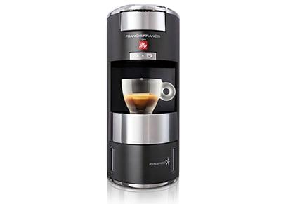Καφετιέρα Espresso ILLY Francis X9 Iperespresso - Μαύρο είδη σπιτιού   smartliving   coffee corner   καφετιέρες