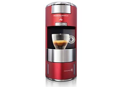 Καφετιέρα Espresso ILLY Francis X9 Iperespresso - Κόκκινο είδη σπιτιού   smartliving   coffee corner   καφετιέρες