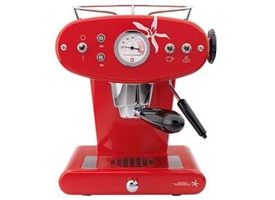 Καφετιέρα Espresso ILLY Francis X1 Iperespresso - 1050W - Κόκκινο είδη σπιτιού   smartliving   coffee corner   καφετιέρες