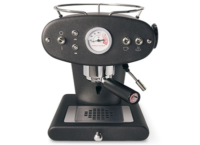 Καφετιέρα Espresso ILLY Francis X1 Ground Coffee - 1100W - Μαύρο είδη σπιτιού   smartliving   coffee corner   καφετιέρες