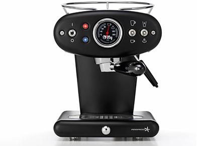Καφετιέρα Espresso ILLY Francis X1 Anniversary Iperhome - 1050W - Μαύρο είδη σπιτιού   smartliving   coffee corner   καφετιέρες