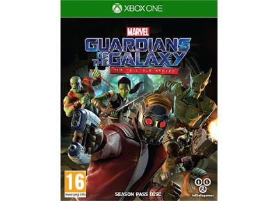 Guardians of the Galaxy: The Telltale Series - Xbox One Game gaming   παιχνίδια ανά κονσόλα   xbox one