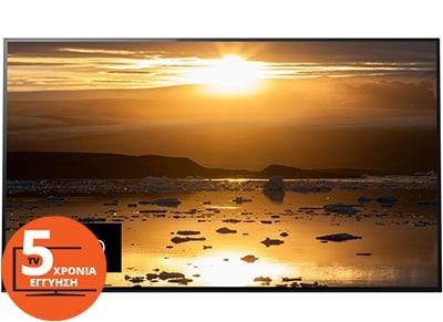 """Τηλεόραση 55"""" Sony KD55A1BAEP Smart OLED Ultra HD"""