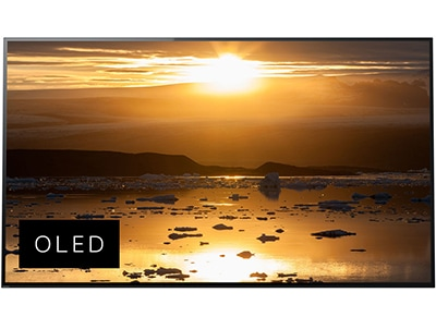 "Τηλεόραση 65"" Sony KD65A1BAEP Smart OLED Ultra HD"
