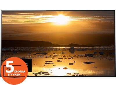 """Τηλεόραση 65"""" Sony KD65A1BAEP Smart OLED Ultra HD"""