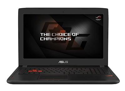 "Laptop Asus ROG Rog GL502VS-FY058T - 15.6"" (i7-6700HQ/16GB/1TB & 256GB/GTX 1070)"