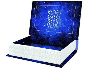 Κουτί Αποθήκευσης Legami Mini Book Box Make a Wish