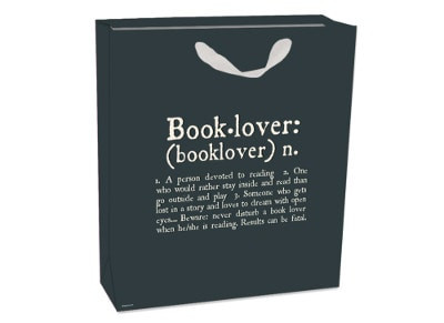 Τσάντα Δώρου Legami Gift Bag Medium Book Lover