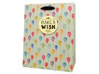 Τσάντα Δώρου Medium Legami Gift Bag Balloons