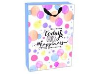 Τσάντα Δώρου Medium Legami Gift Bag Happiness