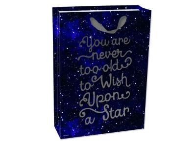 Τσάντα Δώρου Medium Legami Gift Bag Wish Upon A Star