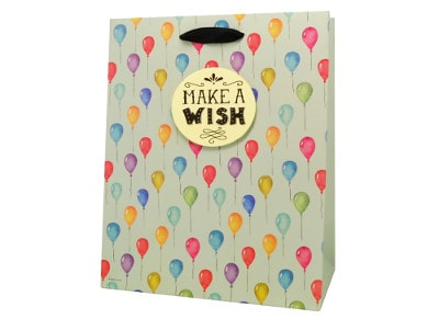 Τσάντα Δώρου Legami Gift Bag Large Balloons