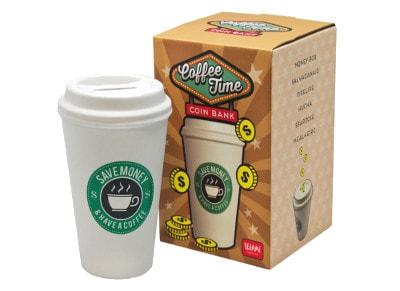 Κουμπαράς Legami Save Money Coffee time