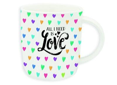 Κούπα Legami Aphorism All You Need is Love