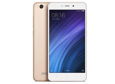 4G Smartphone Xiaomi Redmi 4A - Dual Sim 32GB Χρυσό