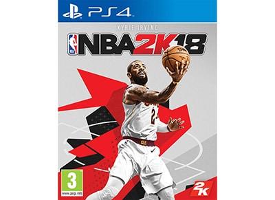 NBA 2K18 - PS4 Game gaming   παιχνίδια ανά κονσόλα   ps4
