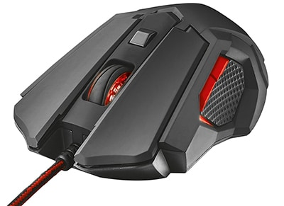 Trust GXT 148 - Optical Gaming Mouse gaming   αξεσουάρ pc gaming   gaming mousepads