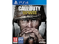 PS4 Used Game: Call of Duty: WWII