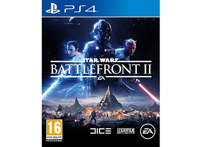 PS4 Used Game: Star Wars Battlefront II gaming   used games   ps4 used