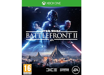 Xbox One Used Game: Star Wars Battlefront II gaming   used games   ps3 used