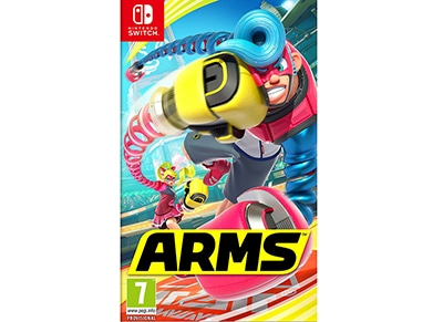 Nintendo Switch Used Game: ARMS gaming   used games   nintendo switch used